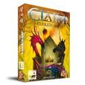 Claim Refuerzos: Mapas - expansión juego de cartas