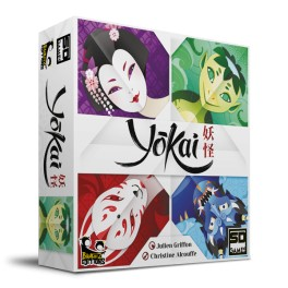 Yokai - juego de cartas