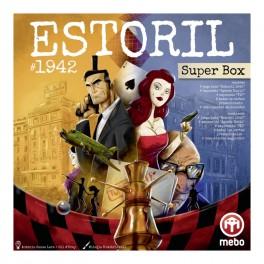 Estoril 1942: Super Box - juego de mesa