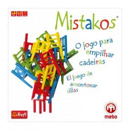 Mistakos - juego de mesa