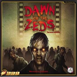 Dawn of the zeds: Tercera Edicion - juego de mesa