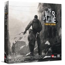 This War of mine. Diarios de guerra: Dias de Asedio - expansión juego de mesa