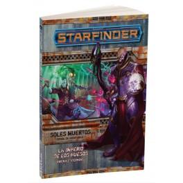 Starfinder: Soles Muertos 6. La Imperio de los Huesos - suplemento de rol