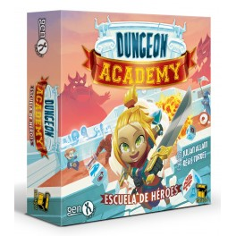Dungeon Academy - juego de mesa