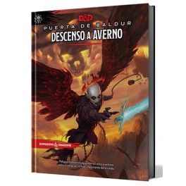 Dungeons and Dragons: Descenso a Averno - suplemento de rol