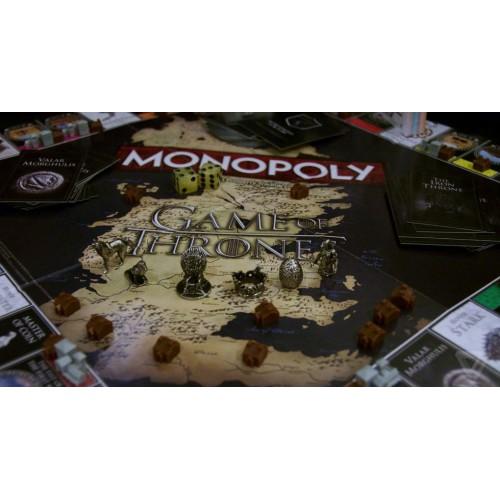 Comprar Monopoly Juego De Tronos Edicion Coleccionista Juego De Mesa