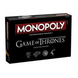 Monopoly juego de tronos: edicion coleccionista (edicion en castellano)
