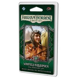 Arkham Horror: Winifred Habbamock Mazo de investigador - expansión juego de cartas