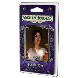 Arkham Horror: Jaqueline Fine Mazo de investigador - expansión juego de cartas