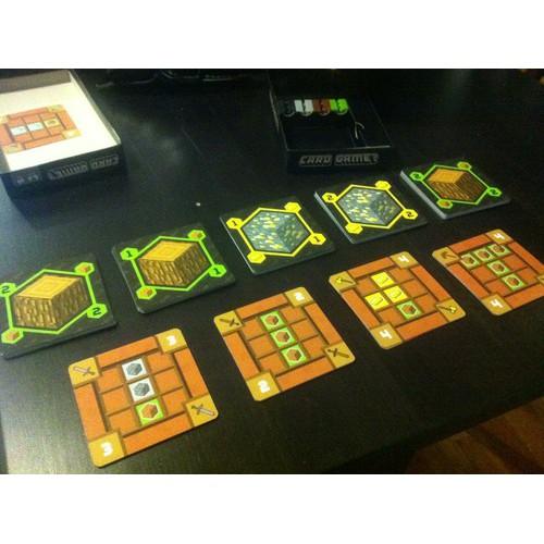 Comprar Minecraft Juego De Cartas Juego De Cartas