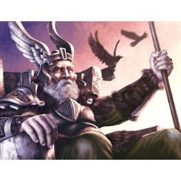 Guerra de Mitos - Nordicos y Japoneses + Carta Promo