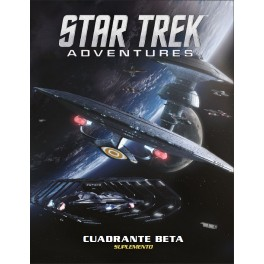 Star Trek Adventures: Cuadrante Beta - suplemento de rol
