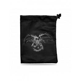 Bolsa Treasure Nest: Black Dragon - accesorio juego de rol