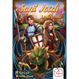 Sant Jordi - juego de cartas