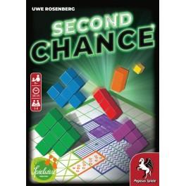 Second Chance Segunda Edicion - juego de mesa