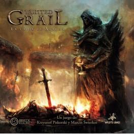 Tainted Grail: La caida de Avalon - juego de mesa