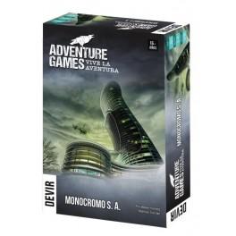 Adventure Games: Monocromo SA - juegos de cartas