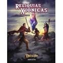 El resurgir del Dragon: Reliquias Xionicas - suplemento de rol