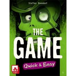 The Game Quick and Easy (castellano) - juego de cartas