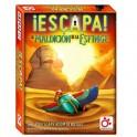 Escapa: La Maldicion de la Esfinge - juego de cartas