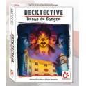 Decktective: Rosas de Sangre - juego de cartas