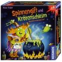 Spinnengift und Krotenschleim - juego de mesa para niños