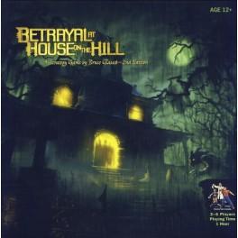 Betrayal at House on the Hill - Segunda Edicion - juego de mesa