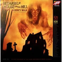 Betrayal at House on the Hill: Widows Walk - expansión juego de mesa