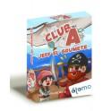Club A: Jeff el Grumete - juego de cartas
