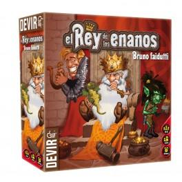 el rey de los enanos juego de cartas