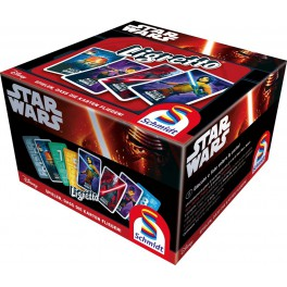 Ligretto: star wars rebels juego de mesa