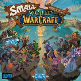Small World of Warcraft (castellano) - juego de mesa