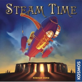 Steam time juego de mesa