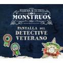 Pequeños detectives de monstruos: Pantalla del Detective Veterano - suplemento de rol