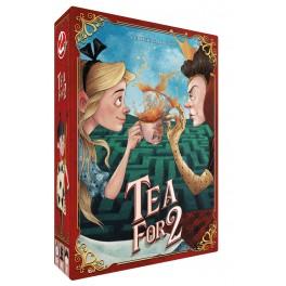 Tea for 2 - juego de cartas