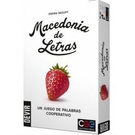 Macedonia de Letras - juego de cartas