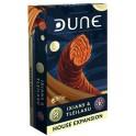 Dune: Ixians and Tleilaxu House - expansión juego de mesa