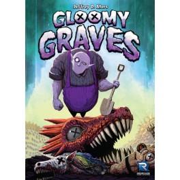 Gloomy Graves - juego de cartas