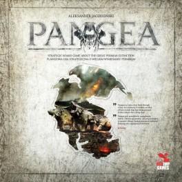Pangea - juego de mesa