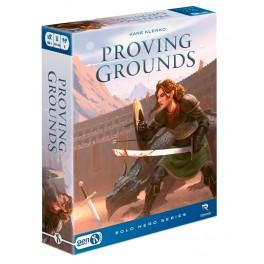 Proving Grounds - juego de mesa