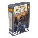 Pocket Detective: Temporada 1 Caso 2 Aventura Peligrosa - juego de cartas