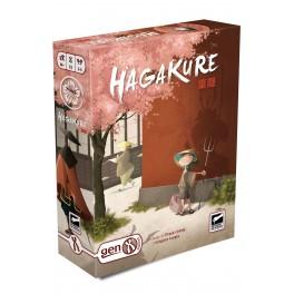 Hagakure - juego de cartas