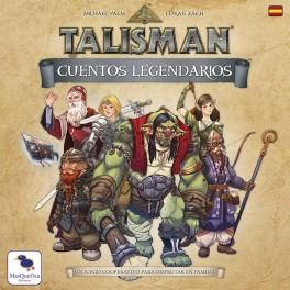 Talisman Cuentos Legendarios + PROMO - juego de mesa para niños