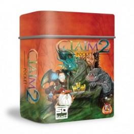 Claim 2 Pocket - juego de cartas