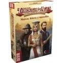 Through the ages Una nueva historia de la civilizacion: Nuevos Lideres y Maravillas - expansión juego de mesa