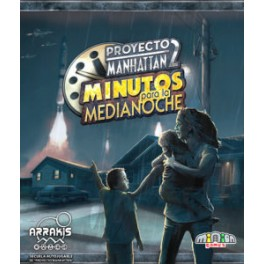 El Proyecto Manhattan 2: Minutos para la Medianoche (castellano) juego de mesa