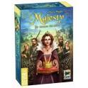 Majesty: la corona del reino - juego de mesa