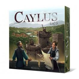 Caylus 1303 (castellano) - juego de mesa