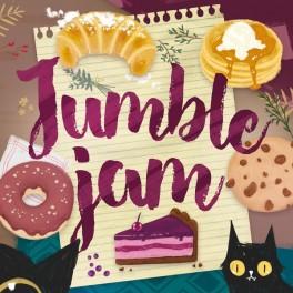 Jumble Jam - juego de cartas