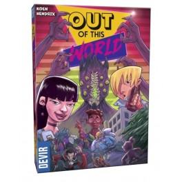 Out of This World + juego de cartas
